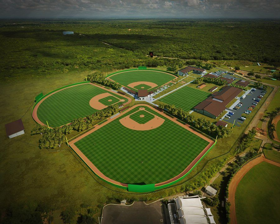 Arizona Diamondbacks Take A Look At The New Dbacks Academy In The Dominican Republic The Complex At Arizona Diamondbacks Dominican Republic Arizona