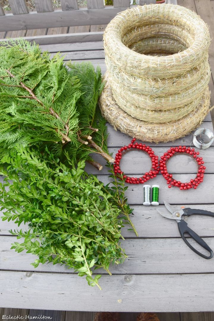 Photo of DIY wreaths for windows and front doors – American Style – Mrs Greenery