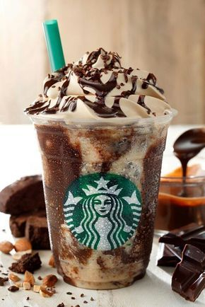 Easy like sunday recept: homemade Frappuccino #starbuckscake