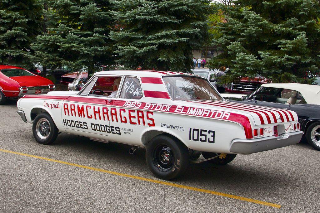 photos of ramchargers drag car | Dodge Ramchargers | ramchargers ...