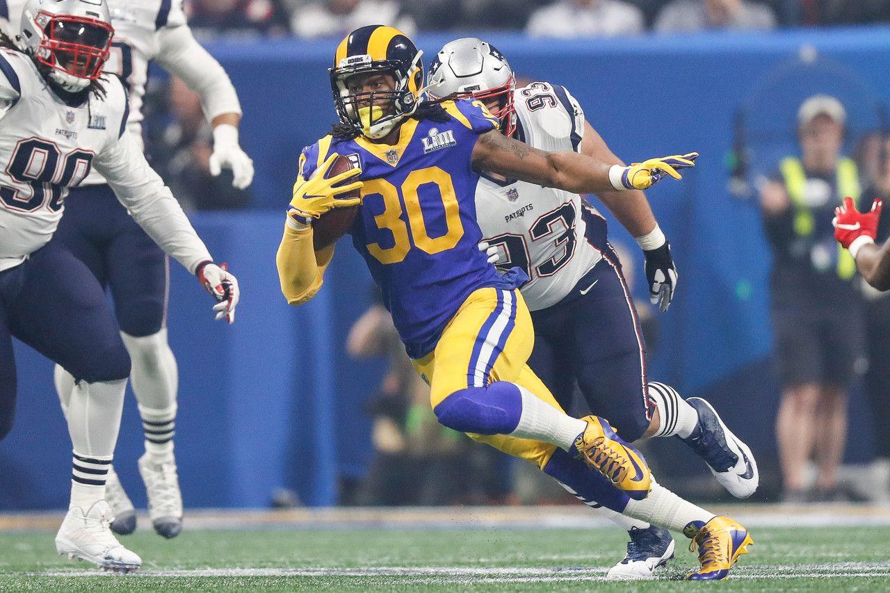 Best Photos Of Super Bowl Liii Super Bowl Nfl History La Rams