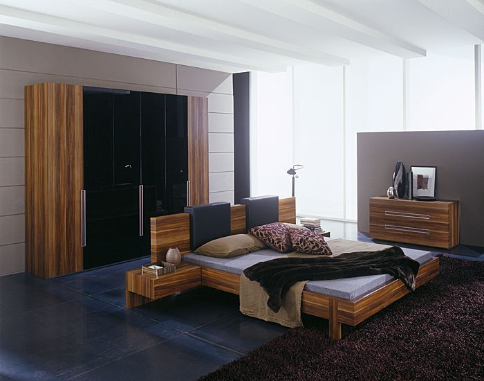 Made In Italy Quality Modern Platform Bed 침대