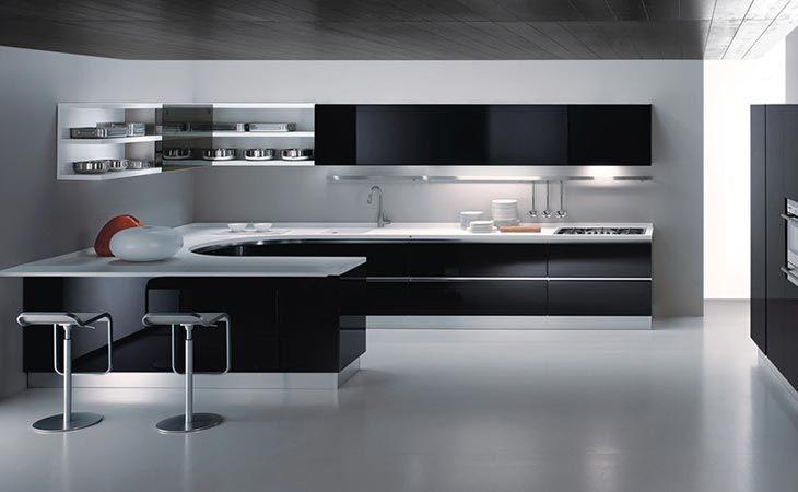 cocinas modernas de diseño - Buscar con Google Cocina moderna