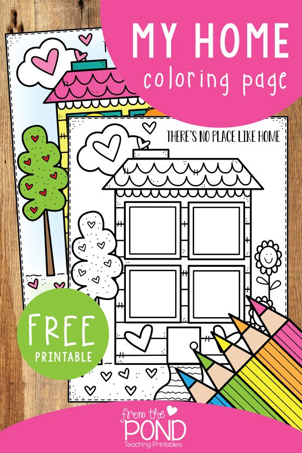 Free Coloring Pages From The Pond Coloring Pages Free Coloring Pages Free Coloring