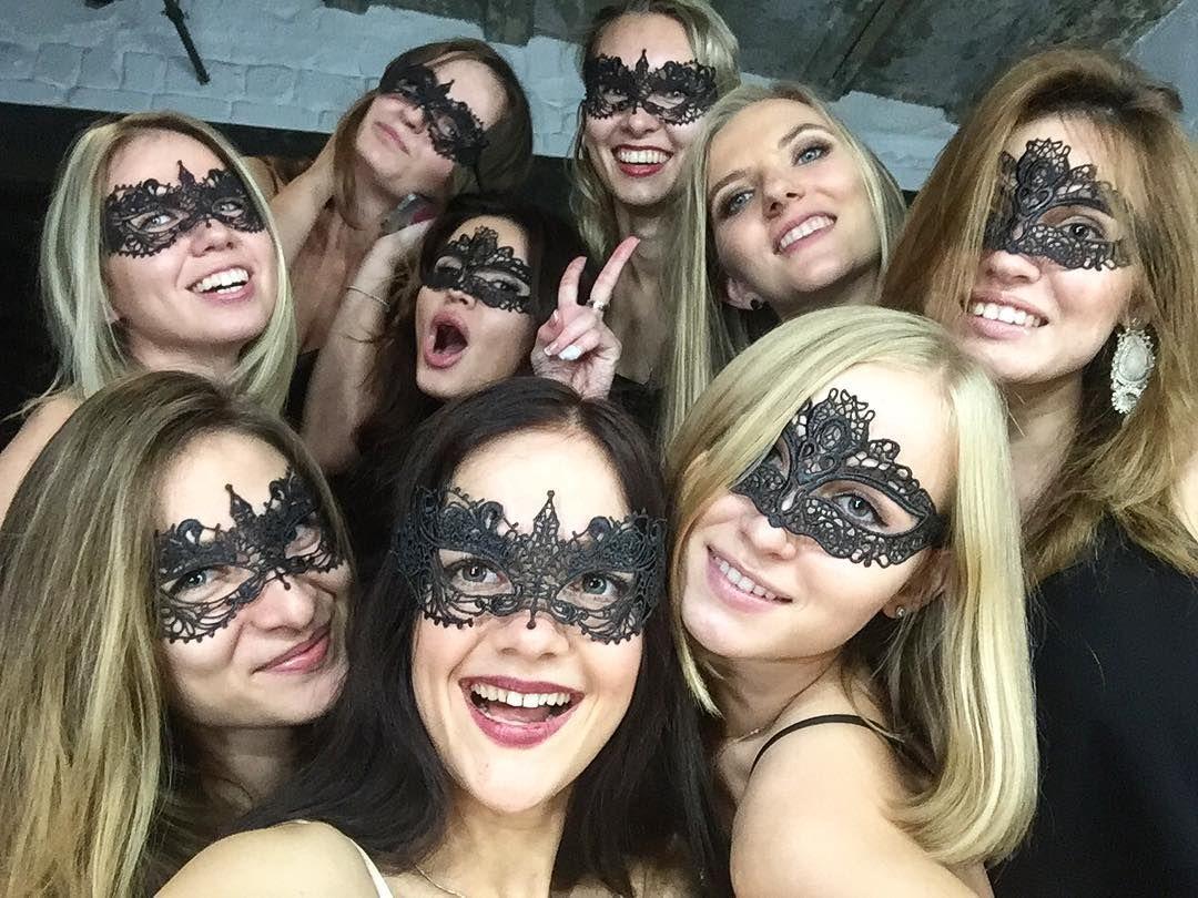 Супер вечеринка со стриптизёрами