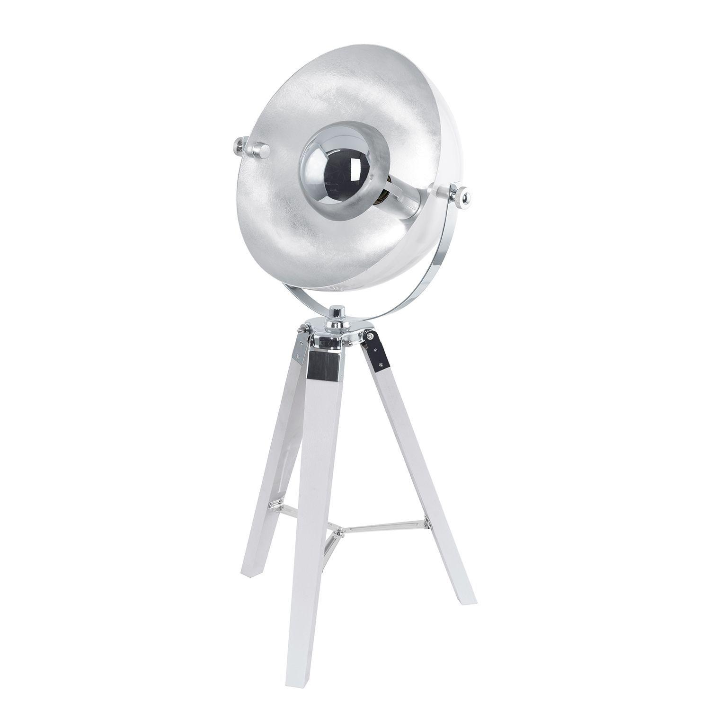 Nachttischleuchte Blau Nachttischlampen Led Lampenfuss Silber Matt Moderne Lampen 2018 Leuchten Kaufen Licht In Der Dunkelheit Moderne Lampen Home24