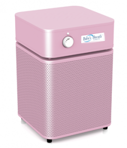 Air purifier for nursery to reduce toxins Hepa air