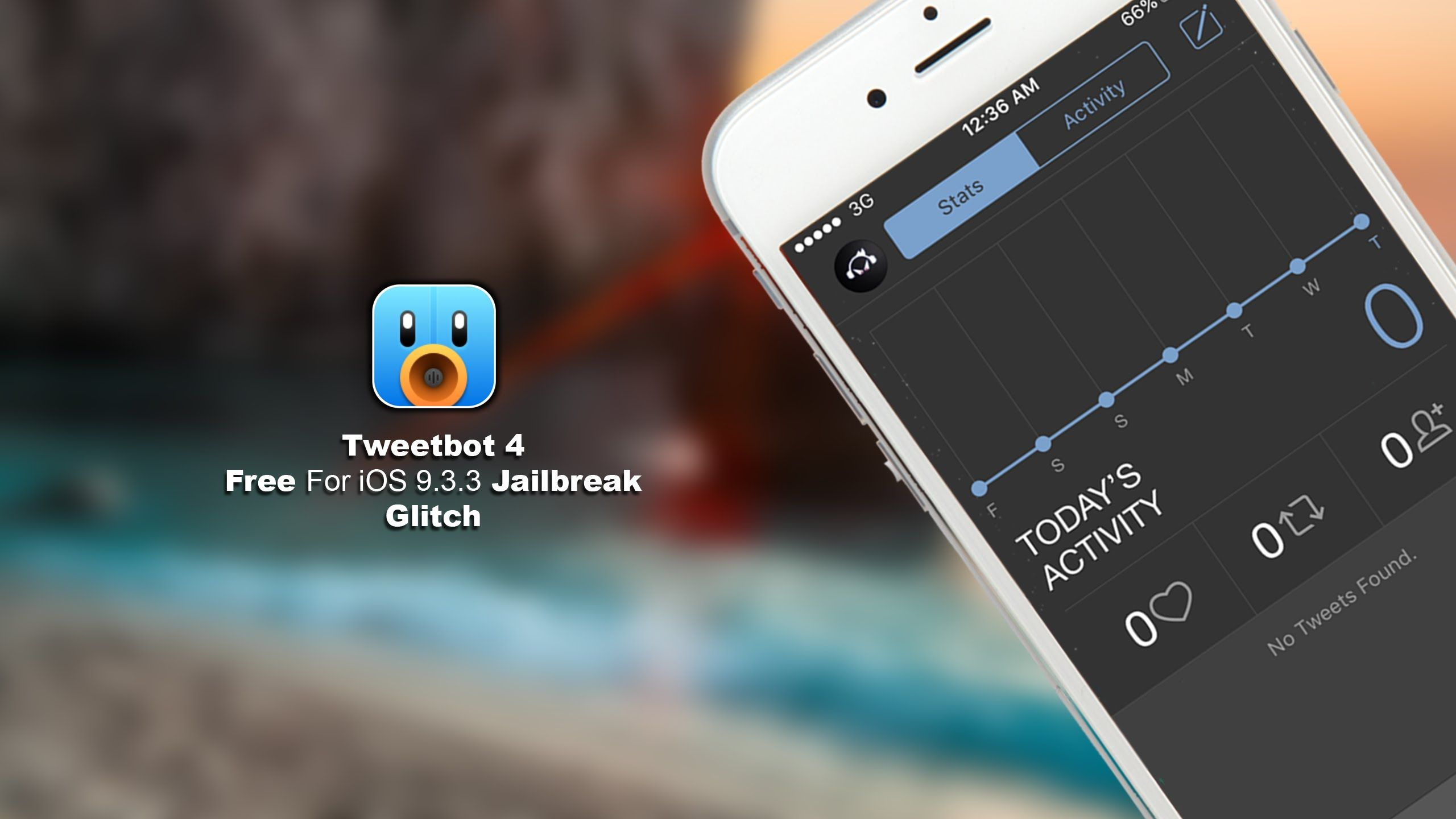 NEW] Install Tweetbot 4 For Free iOS 9 3 3 Jailbreak Glitch 2016