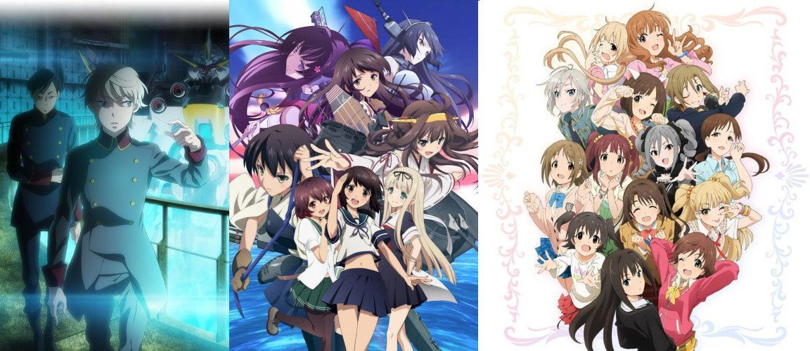 Kantai Collection only 9th?! Fans rank the Top 20 Winter