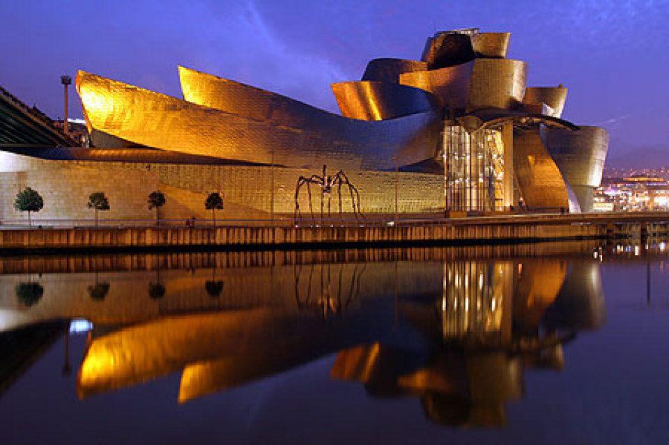Guggenheim Bilbao Architecture Guggenheim Museum Bilbao By