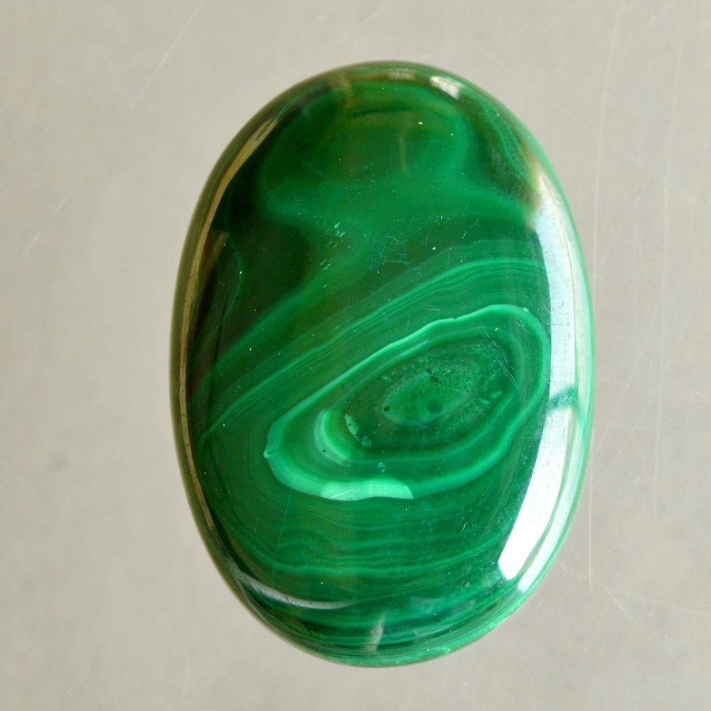 Natural Malachite Handmade Gemstone, Malachite Jewelry Making Gemstone#1130