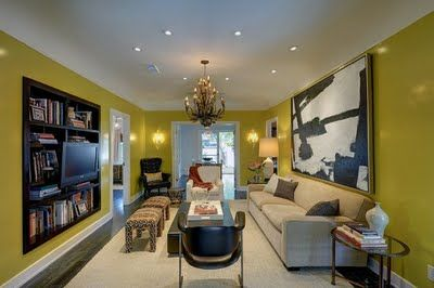 Hide your TV in plain sight with these easy Design Tips...
