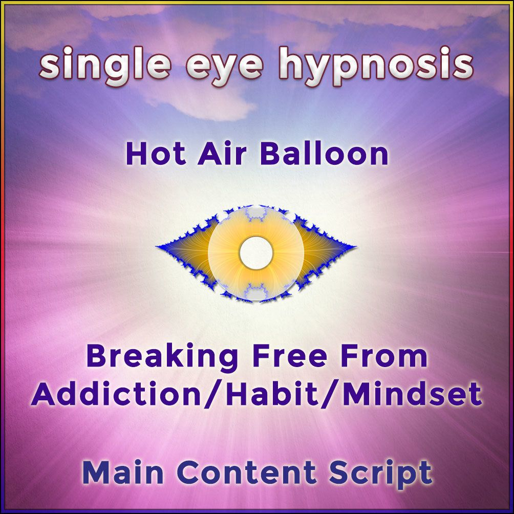 Hot Air Balloon Main Content Script Hypnotherapy scripts