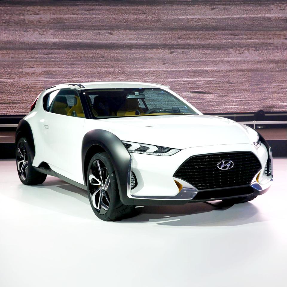 현대자동차는 2015 서울모터쇼에서 엔듀로를 세계 최초로 공개하였습니다.  Hyundai Motor unveiled the concept car ENDURO at 2015 Seoul Motor Show.
