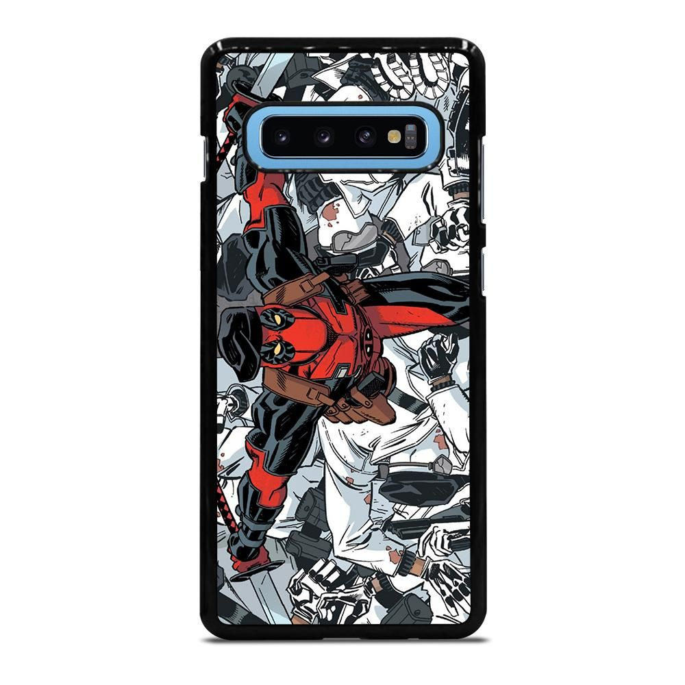 DEADPOOL MARVEL COMIC Samsung Galaxy S10 Plus Case Cover