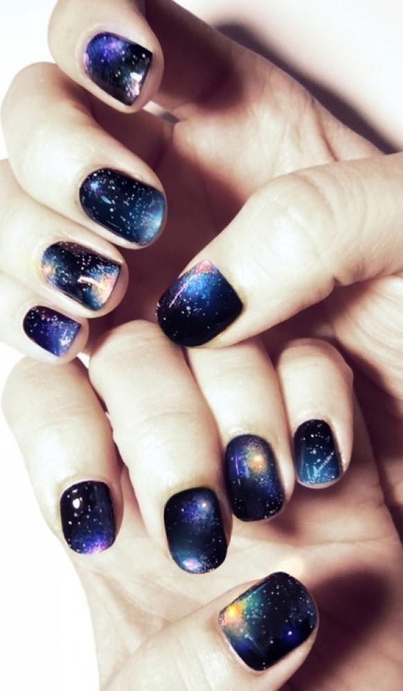 Love♡Nail | Nails | Pinterest | Nail nail, Art nails and Galaxy nail