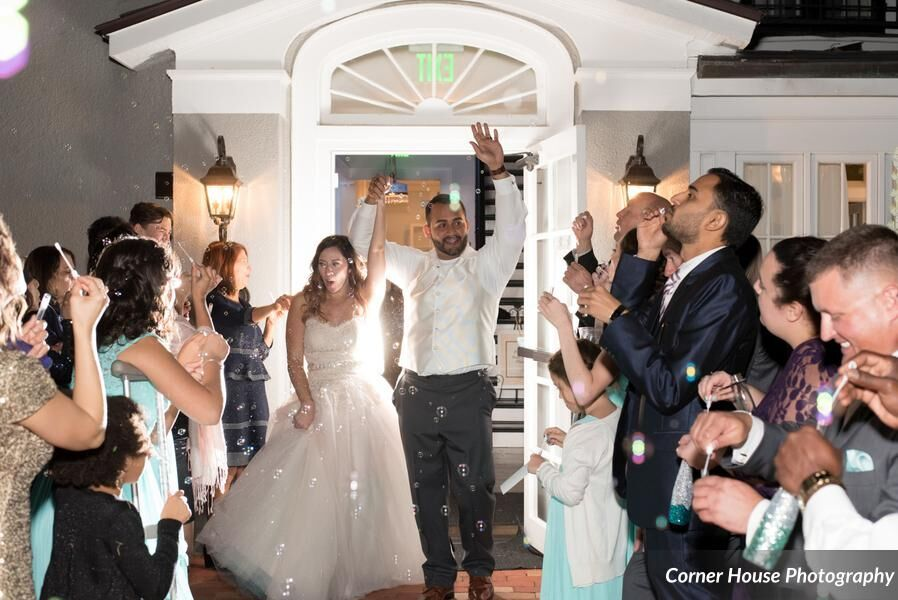 80+ Wedding Entrance Songs (That ROCK!) Our DJ Rocks in