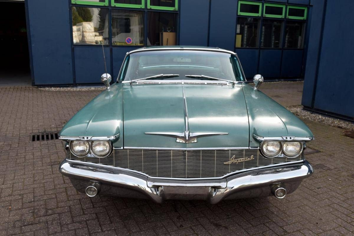 1960 Chrysler Imperial For Sale 2025426 Hemmings Motor News