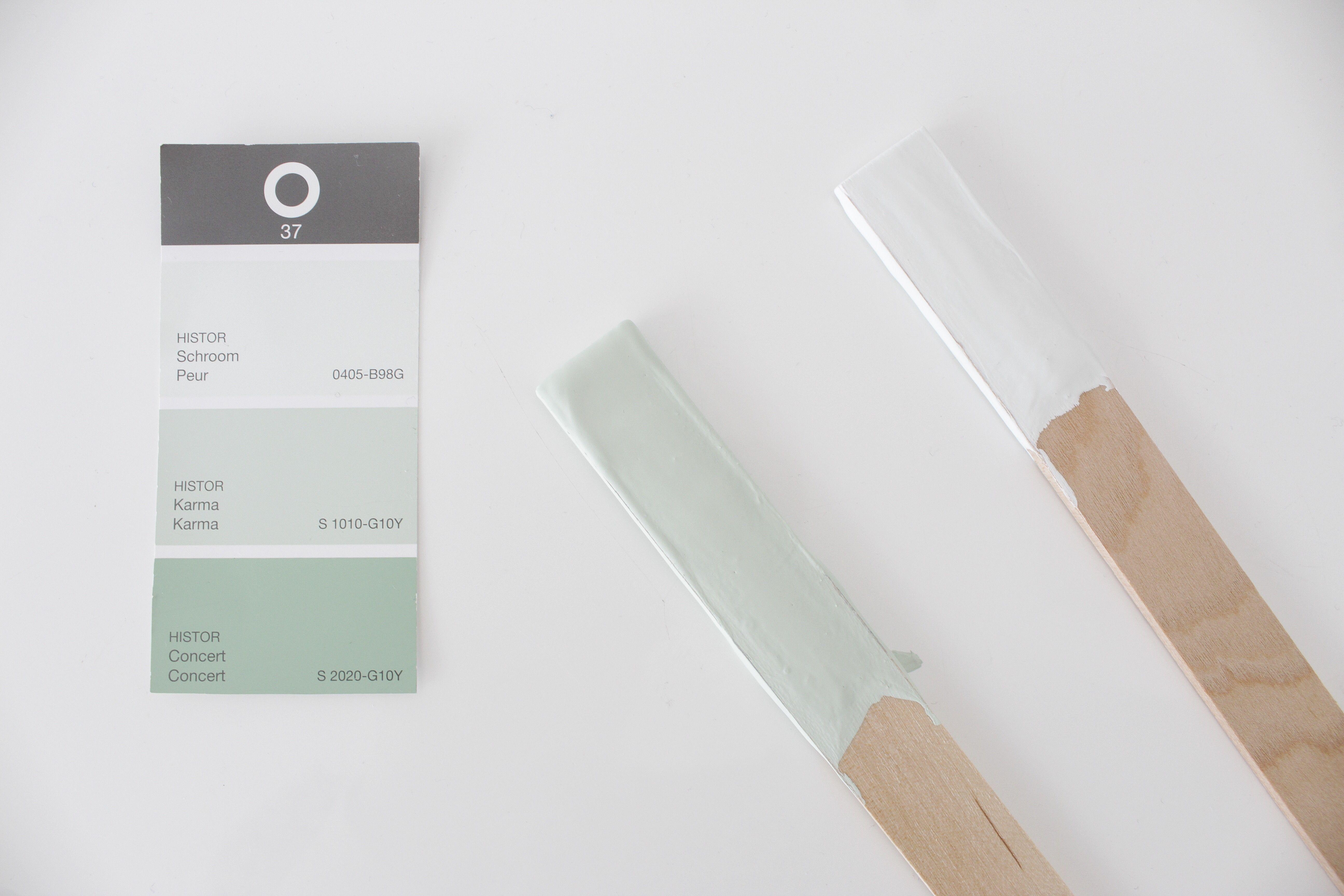 Goede Van kurkbehang naar magneetbehang   Muurverf kleuren, Muurverf VN-72