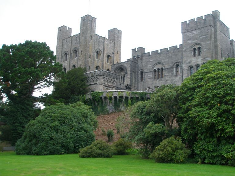 Penrhyn Castle, Gwynedd, Wales