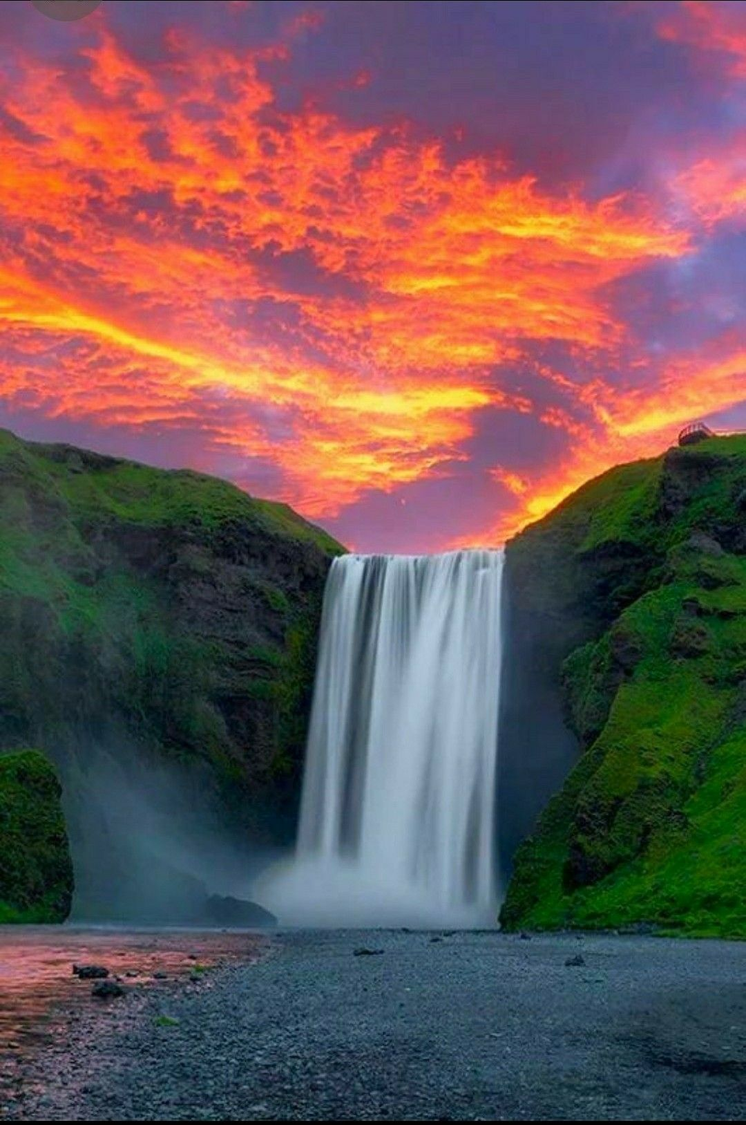 Pin By Samuel Littlejohn On Nature Nature Photography Waterfall Beautiful Landscapes