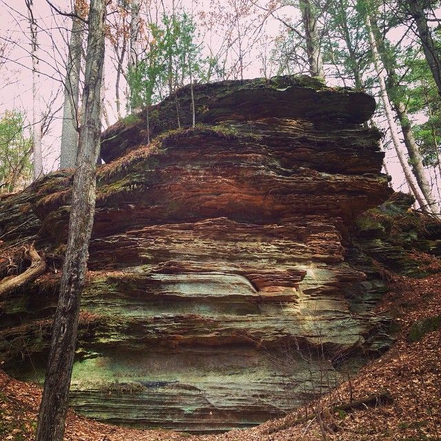 Arbor Park: Rocky Arbor State Park Is Just A Quick Drive From Downtown