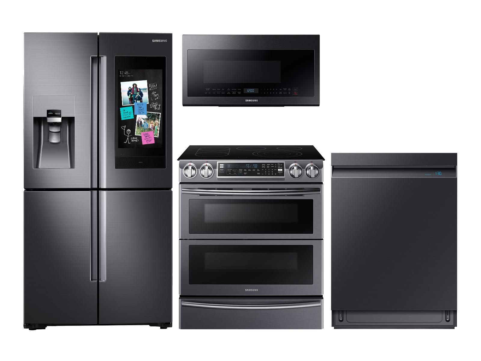 Microwave Samsung Kitchen Samsung Kitchen Appliances Kitchen Appliance Packages