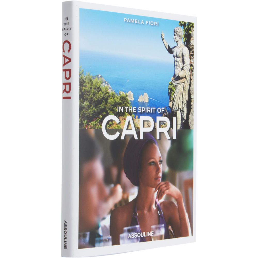Couchtisch Spirit Assouline In The Spirit Of Capri Books Worth Reading Pinterest
