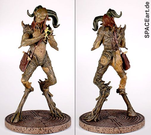 Pans Labyrinth: The Faun