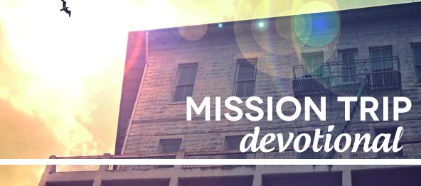Free Mission Trip Devotions Love