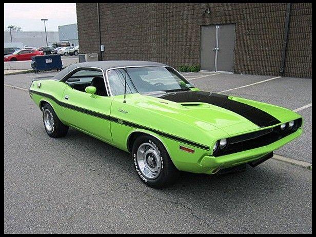 1970 Dodge Challenger Mecum Auctions Dodge Challenger Pony Car Challenger