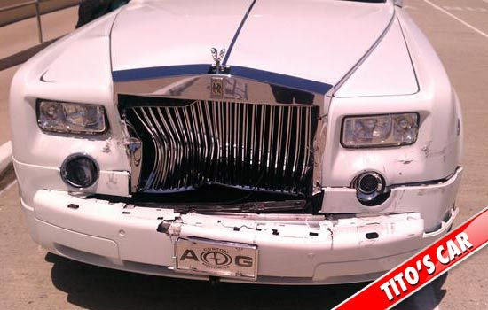Learning the Hard Way: Tito Ortiz Wrecks Rolls Sending Text | ZoomSafer