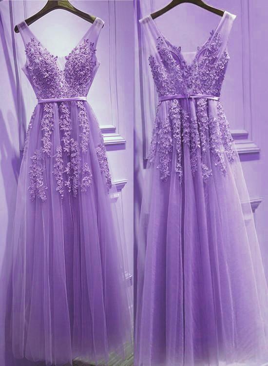 50++ Light purple long dress ideas