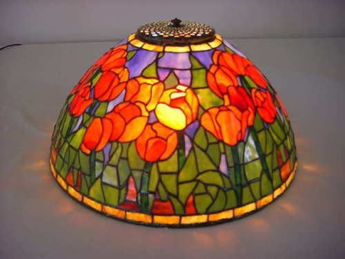 Lamp Shade Only Tulip