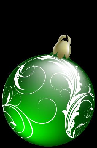 Beautiful Green Christmas Ball Png Clipart Christmas Clipart Pink Christmas Green Christmas