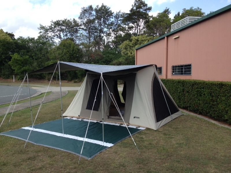 Kodiak Tent C&ing Country Australia Comlete C&ing Kit Quick Fit Awning & 3. Kodiak Tent Camping Country Australia Comlete Camping Kit Quick ...