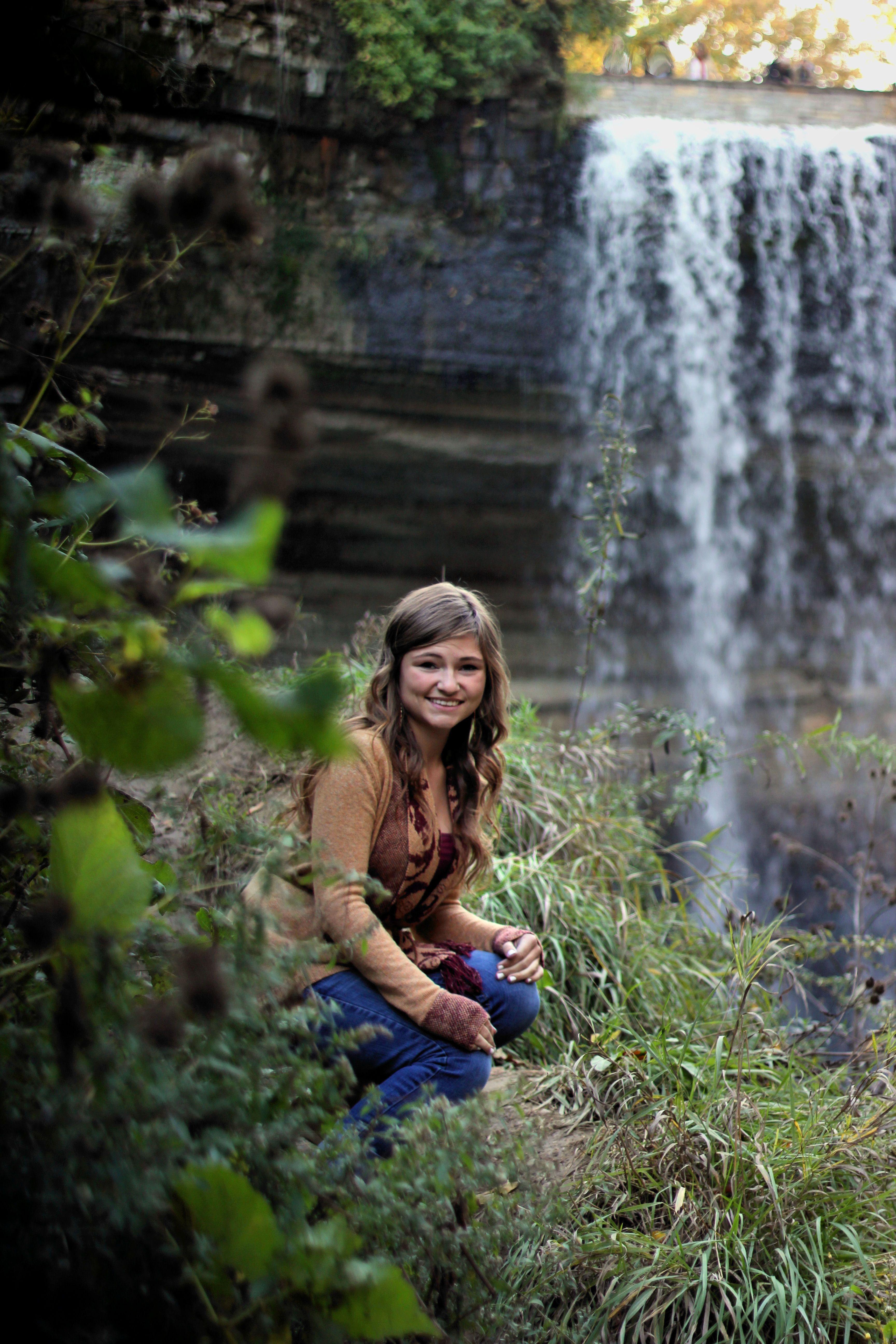 Girls waterfall pics 73