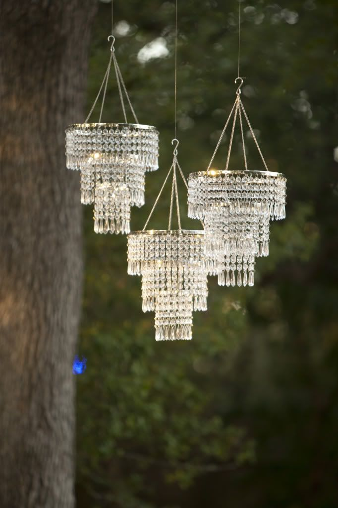 August 2011 Battery Operated Chandelier Night To Shine Crystal
