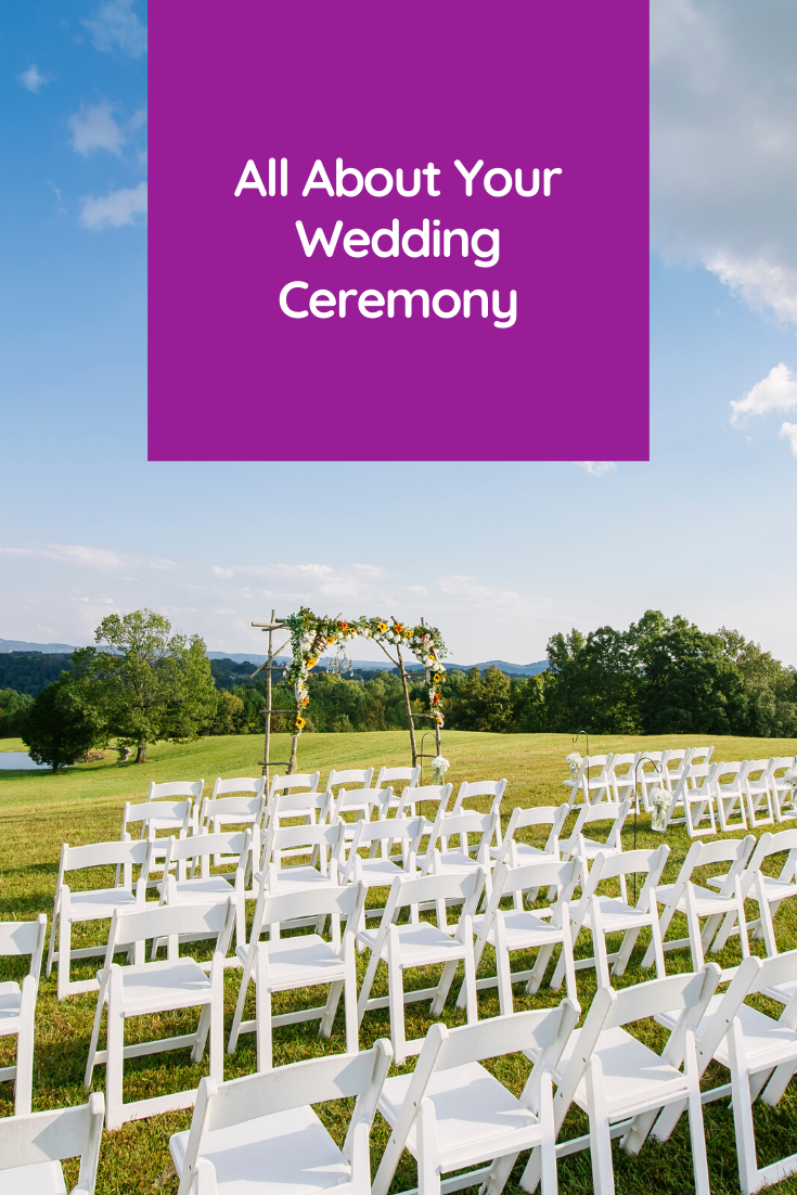All About Your Wedding Ceremony in 2020 Wedding