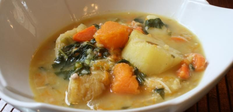 Ital soup a rastafarian soup recipe that is a super for Jamaican fish soup recipe