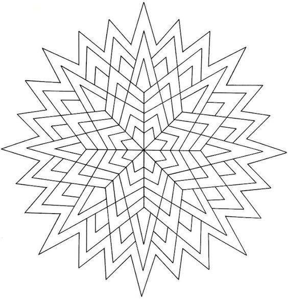 Pin von Ilgın auf Mandala | Pinterest