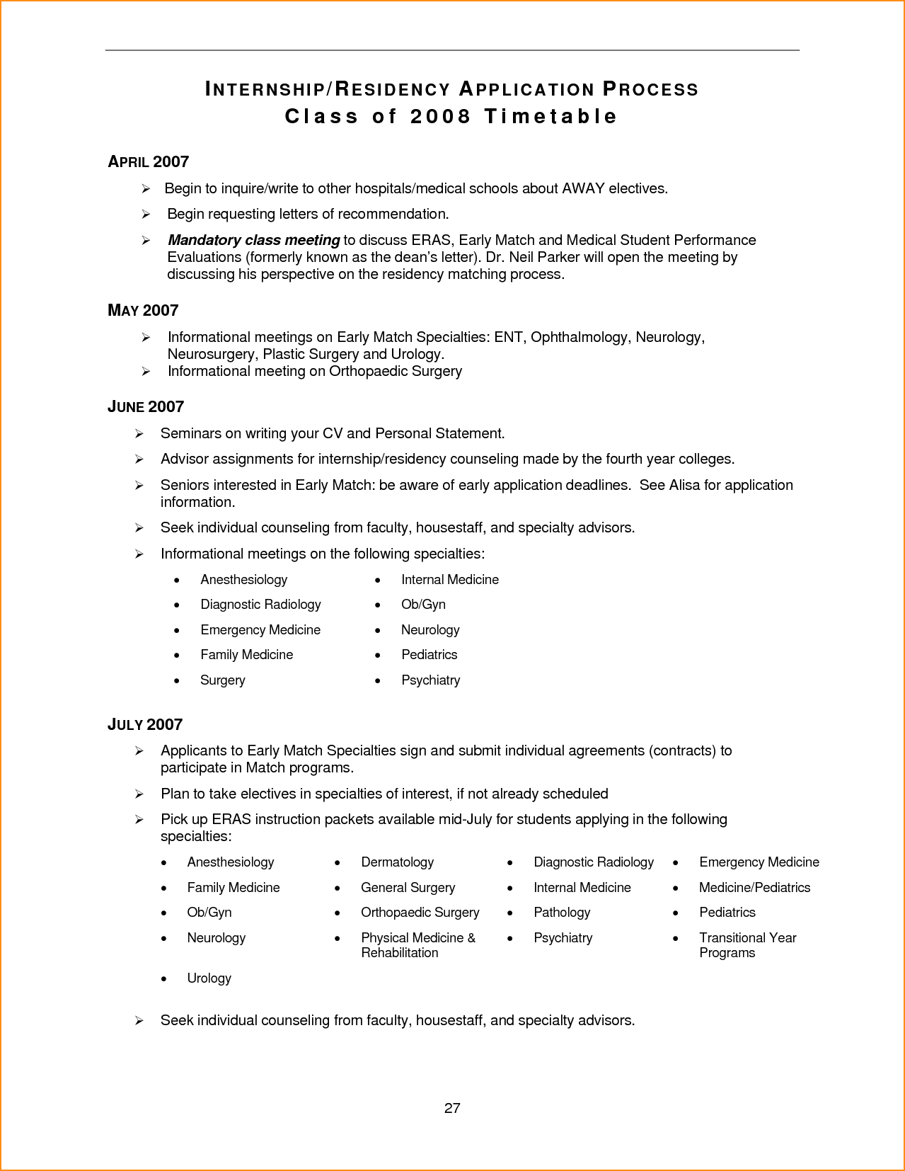 Cv Template Residency Resume examples, Cv template, Good