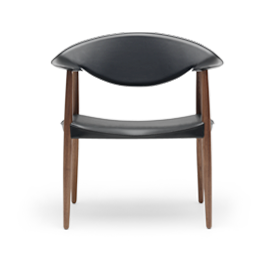 Metropolitan Chair by Ejner Larsen & Aksel Bender Madsen - Carl Hansen & Søn - Carl Hansen & Søn