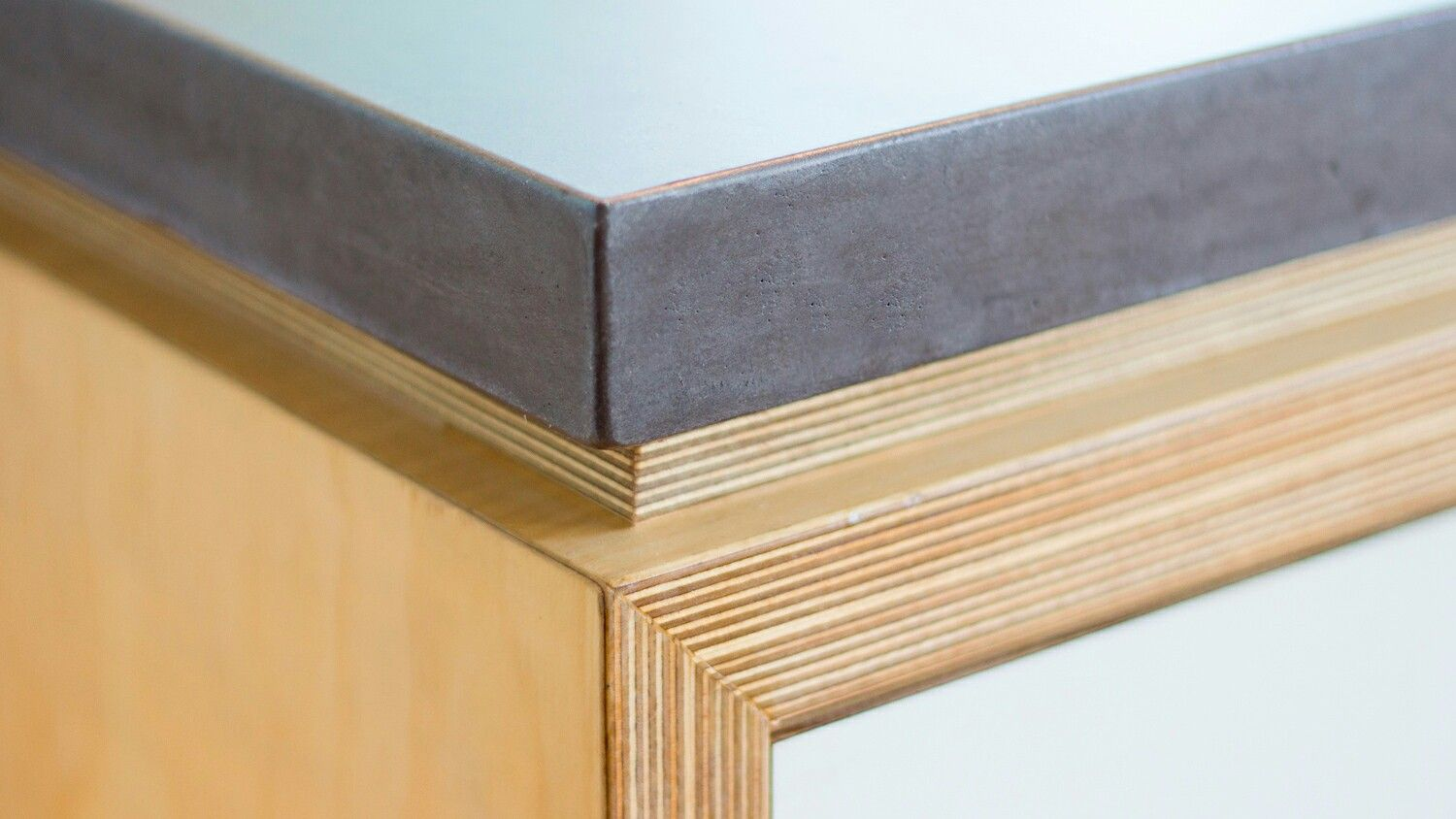 Bench top and joinery