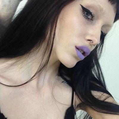 """ppeaked: """"seriously my liner is bothering me so bad im tellin u its the mufe liquid one i hate it """""""