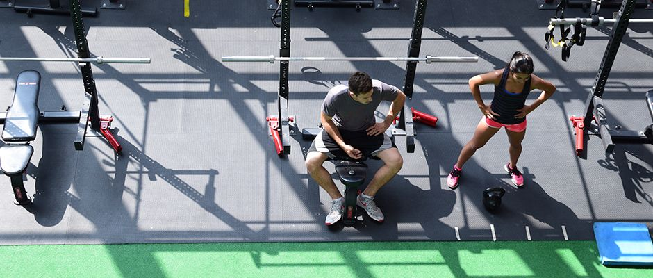 Cardio or Strength First? - Not sure if you should hit the treadmill or jump into strength training first? Here's how to set up your workout for optimal results.