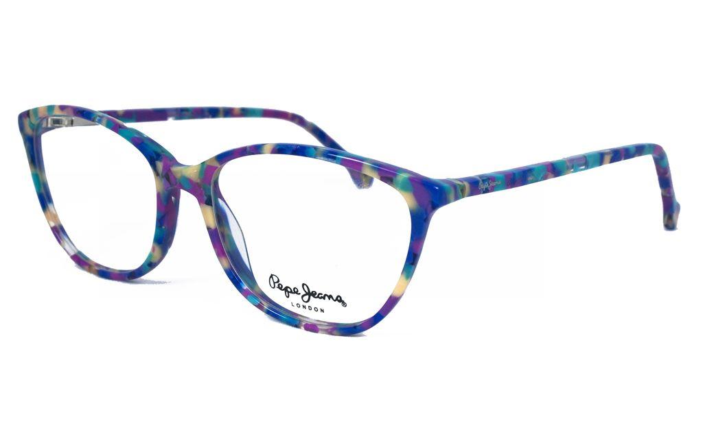Gafas Pepe Jeans para Opticalia. Montura multicolor.  b5a5e06011b4
