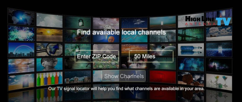 Find Free Local TV Channels by ZIP Code Free local tv
