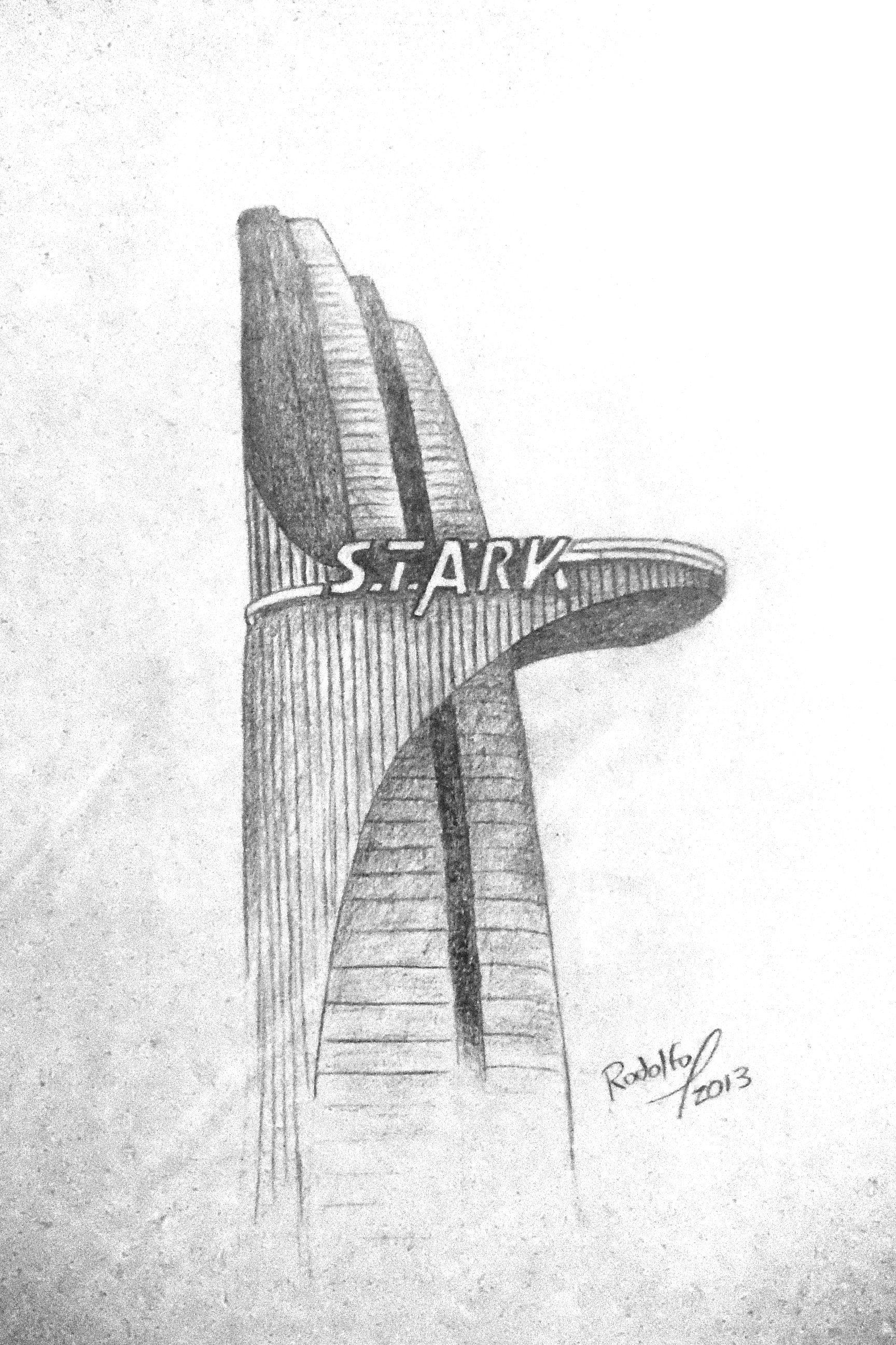 The Stark Tower Stark Tower