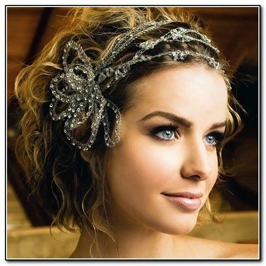 Mariée aux cheveux courts Rose Fantaisie *Wedding